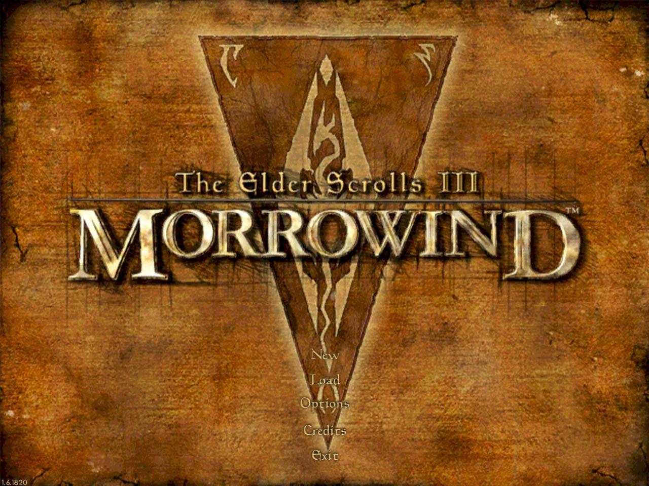 Elder scrolls morrowind pc 01