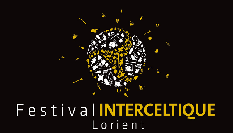 Festival interceltique lorient logo 2012