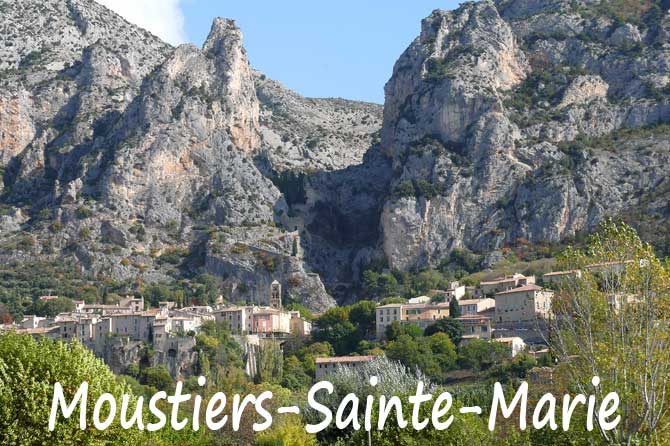 Moustiers ste marie 2 verl