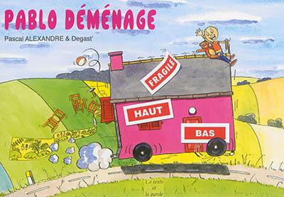 Pablo demenage couverture