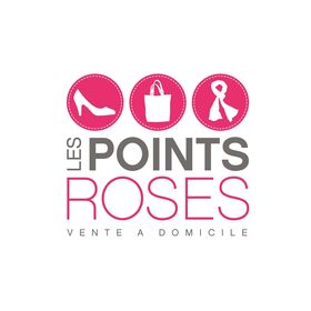 Point roses cghaussures
